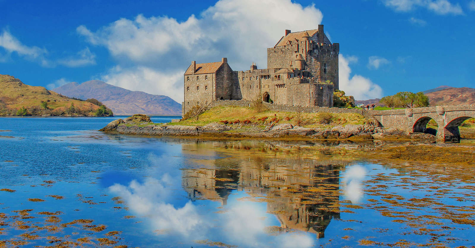 Castle Scotland UK