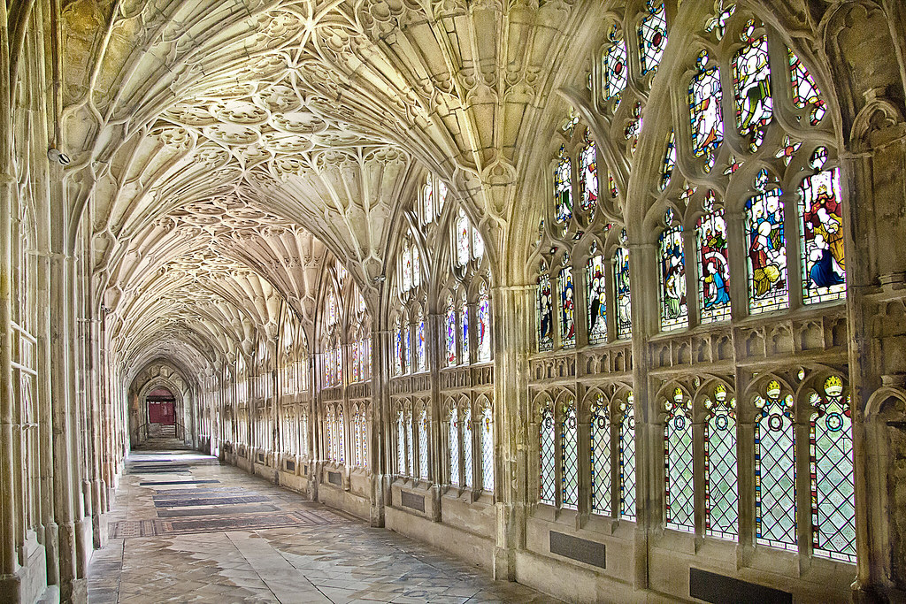 Gloucester Cathedral, Cotswolds
