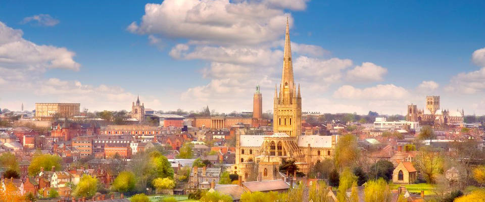 Norwich Landscape